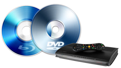 Put Blu-ray and DVD to Tivo devices for watching via Mac