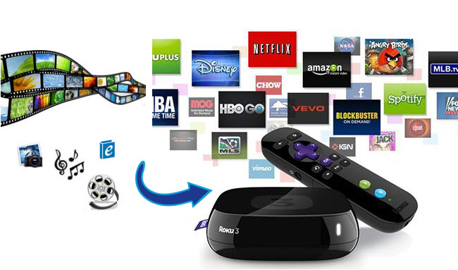 Tips to enable videos for playback on Roku 3 without limits
