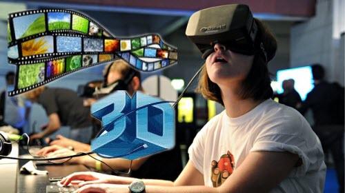 Best 3D Movie to Oculus Rift Converter