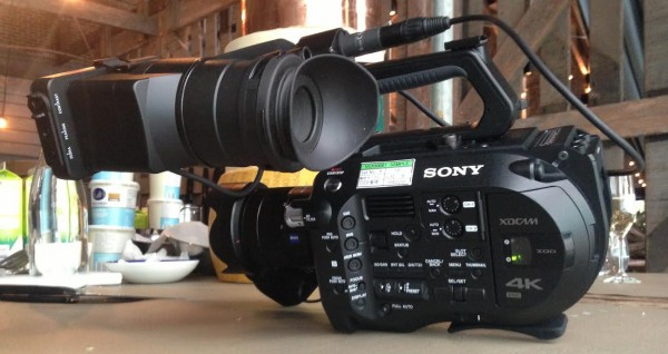 Import and Edit Sony PXW-F7S 4K XAVC-L to FCP X on Mac OS X El Capitan