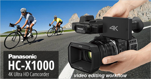 Get Rid of the Trouble to Import Panasonic HC-X1000 4K Video to Avid Media Composer on Mac