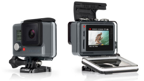 How to Log and Transfer GoPro Hero+ LCD MP4 to iMovie/FCE