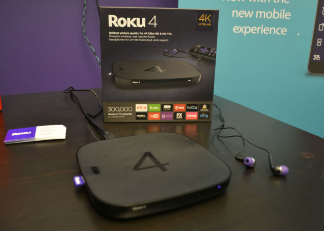 How to Stream Blu-ray/DVD Movies for Playing on Roku 4?