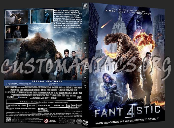 How to Copy/Backup Fantastic Four DVD Movie for Convenient Playback?