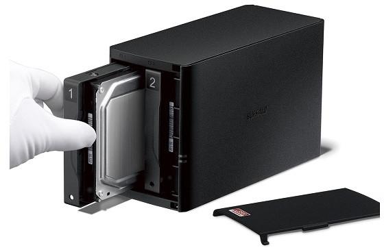 Backup Blu-ray/DVD to Linkstation NAS 520 for Streaming to TV via Plex