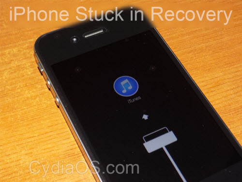 How to Get iPhone Deleted or Lost Data Backup from Recovery Mode