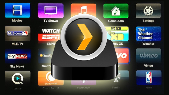 Play DVD on Apple TV 4/3/2 Via Plex Media Server