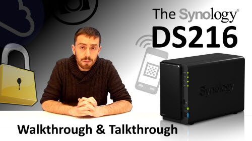 Backup and Stream Blu-ray/DVD with Synology DS216 for Home Entertainment