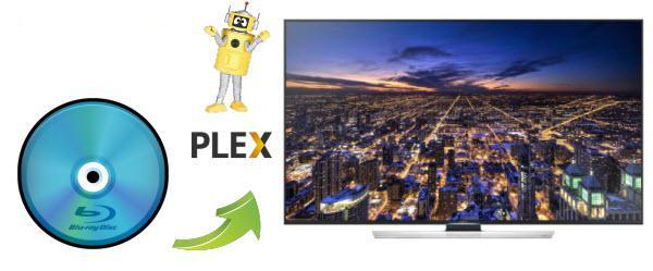 Stream and Watch Blu-ray Movies on Vizio Television Via Plex Media Server