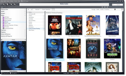 How to Lossless Copy Blu-ray to MKV for Using with JRiver Media Center?