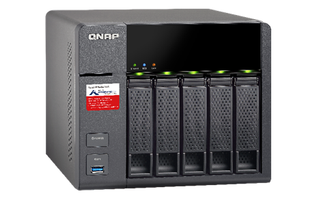 Backup Blu-ray/DVD to QNAP TS-531P NAS in Different Ways