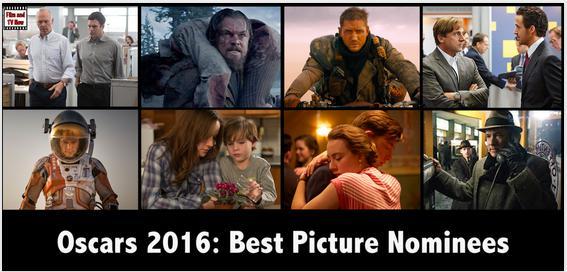 Play Oscars 2016 Best Picture Movies on 4K UHD TV via USB