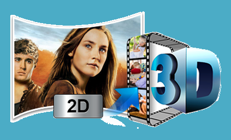 2D to 3D – Convert Any 2D Movie to 3D Movies for 3DTV/Media Players