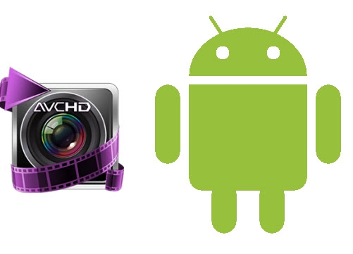 AVCHD Android Player, Transfer/Play AVCHD on Android Phones/Tablets