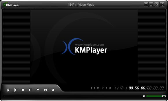 Encode MP4, FLV, MKV Files Playback on KMPlayer