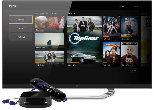 Best Solution to Stream BDMV Files to Roku 3/4 via Plex Media Server