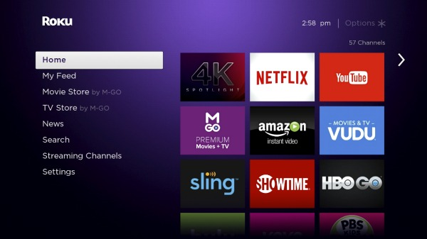 Stream Blu-ray/DVD to TV via Roku 4 With Best Formats and Settings