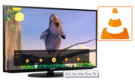 Stream Local Video on Fire TV with VLC via USB drive