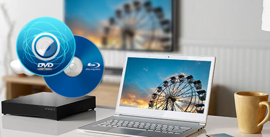 Backup Blu-ray/DVD to Seagate Personal Cloud