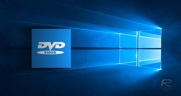 Different Ways to Play DVD on Windows 10