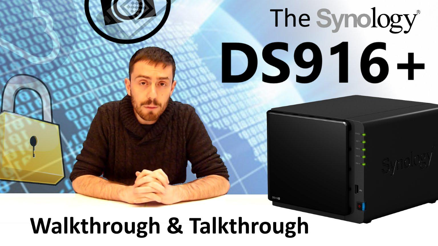 Copy/Backup Blu-ray/DVD Movies to Synology DS916+/DS116 NAS