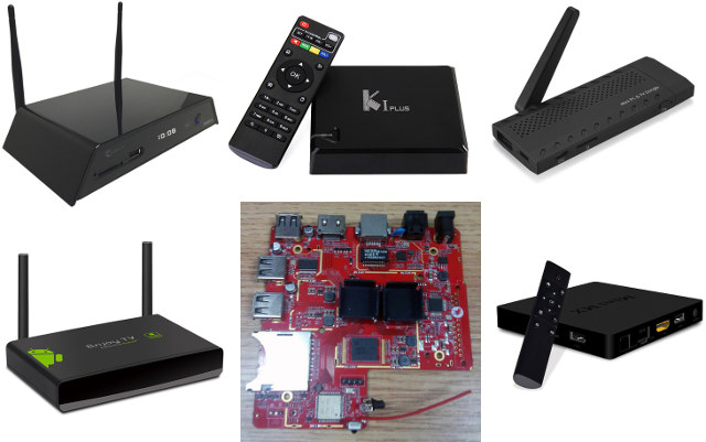 How to Stream Blu-ray/DVD Movies to TV via Amlogic TV Boxes and Sticks?