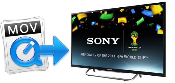Play QuickTime MOV File on Sony/Samsung/LG/Panasonic/Vizio TV