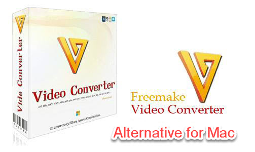Best Mac (El Capitan Included) Alternative to Freemake Video Converter