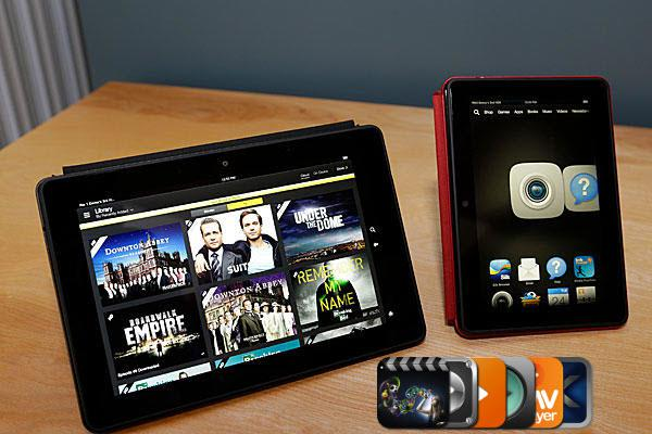 Best Video Player Apps for Kindle Fire/Kindle Fire HD/Kindle Fire HDX