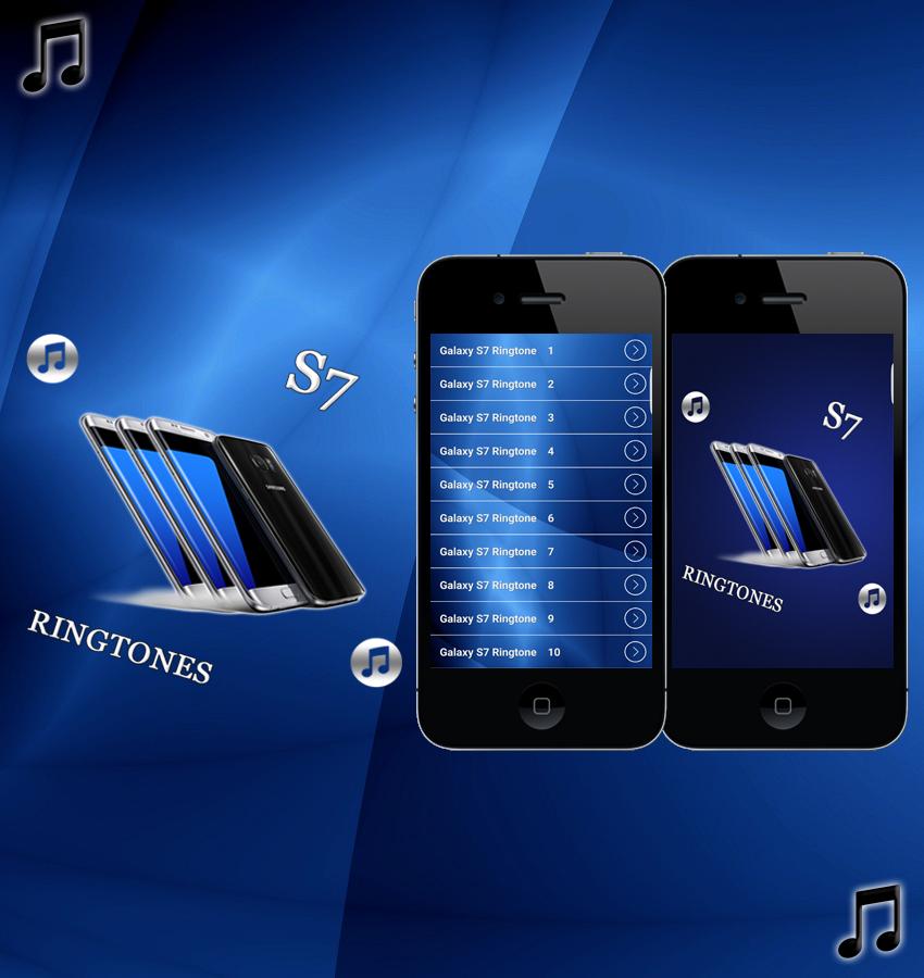 Make Unique Ringtone for Samsung Galaxy S7/S7 Edge for Individual Contact