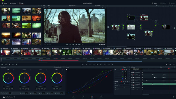 Import and Edit Blu-ray Movies with Davinci Resolve 12