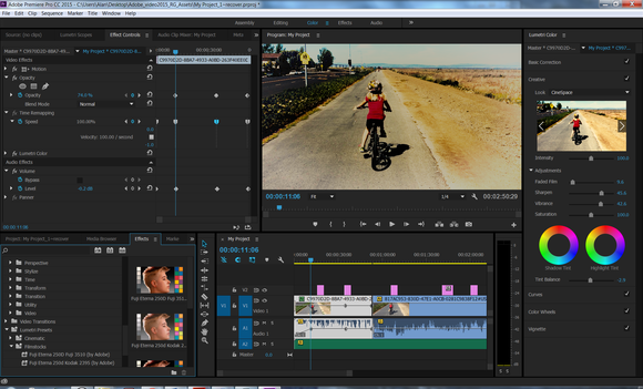 How to Import Blu-ray/DVD Clips in Adobe Premiere Pro CC for Editing?