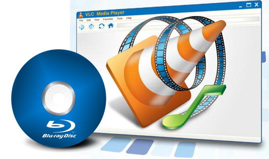 Simple Alternative Way to Play Commerical Blu-ray Movies with VLC