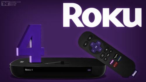 Stream and Play ISO Files on Roku 4/3/2 via USB or Plex Media Server