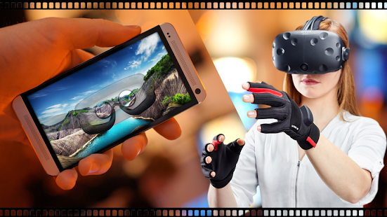 Best Virtual Reality Video Formats - Generate Best Virtual Reality Video Formats