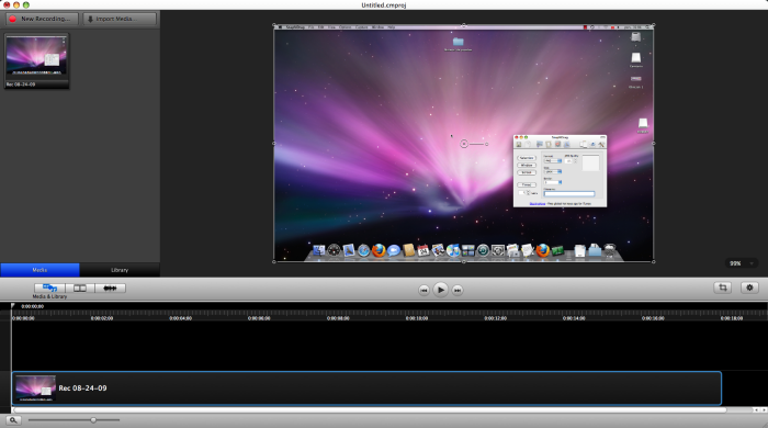 How to Edit Your Video Capture in Camtasia for Mac?