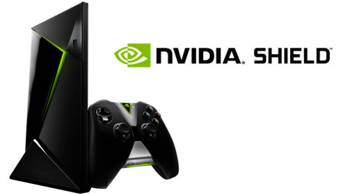 Stream TV Shows & HD Movies to Nvidia Shield Pro 500GB