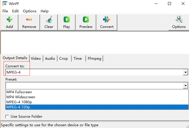 Free Ways to Batch Convert MP4 to MPEG-1, MPEG-2, MPEG-4