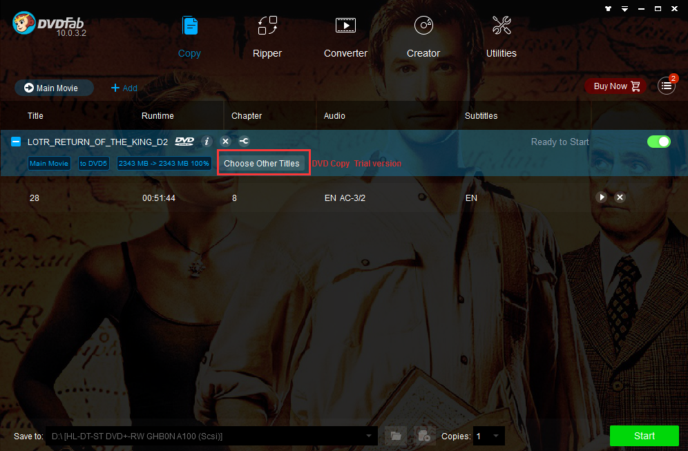 DVDFab HD Decrypter Review, Guide and Alternative