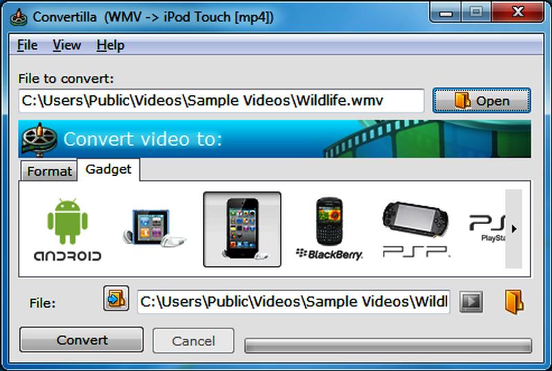 Top 10 Free WMV Converter Software