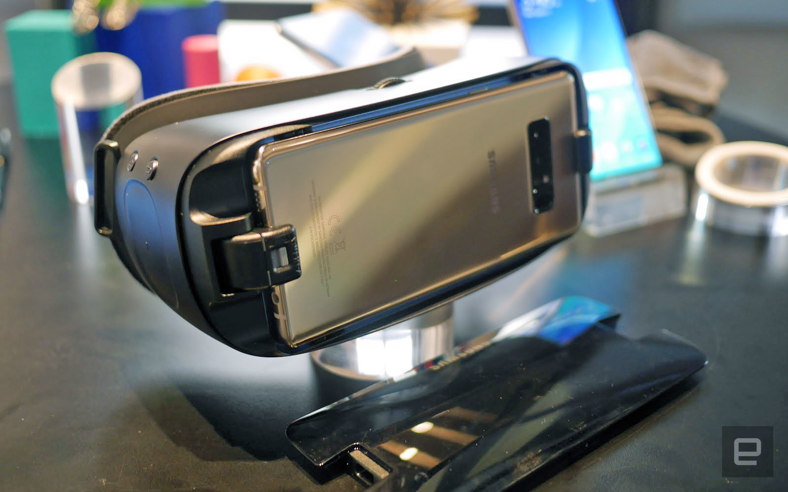 How to Play 3D Blu-ray on Samsung Note 8 With Gear VR?