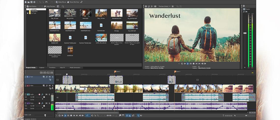 How to Render 4K Video in Sony Movie Studio?