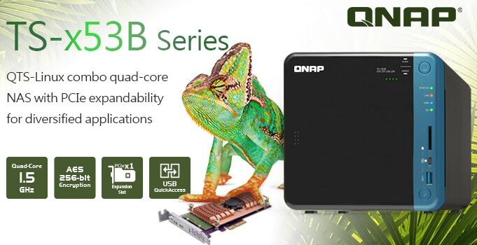 Best DVD Ripper for QNAP TS-x53B Series NAS