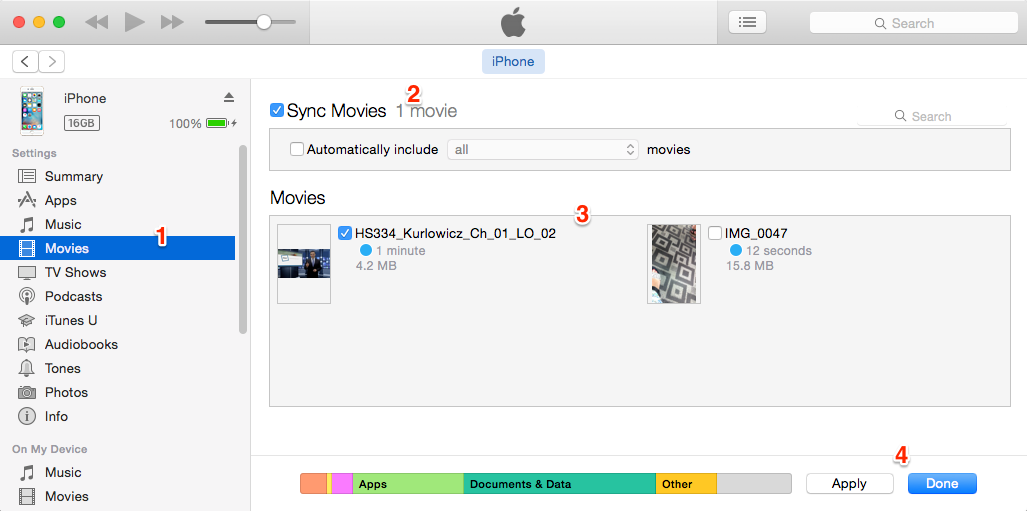 2 Solutions to Transfer Videos from iPhone to Mac