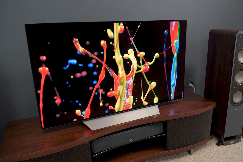 Play All MP4 Videos on LG C7 OLED TV