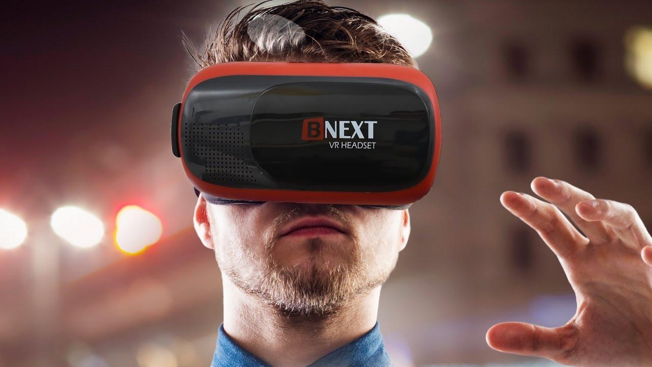 Play 3D SBS Videos on BNext 3D VR Headset
