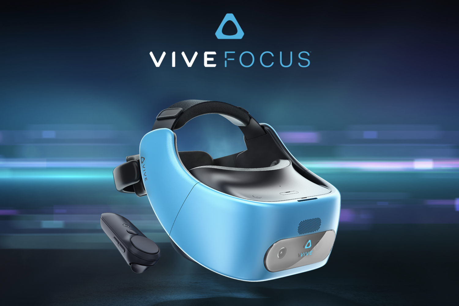 Playing 3D Videos on HTC Vive Focus