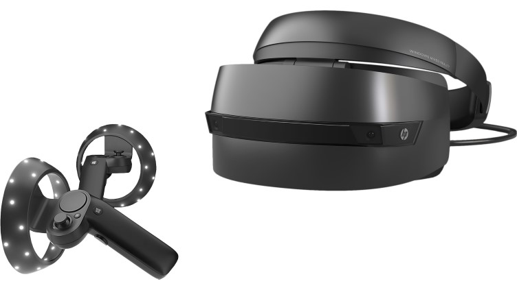 Watch 3D Blu-ray on PC with Windows Mixed Reality Headset
