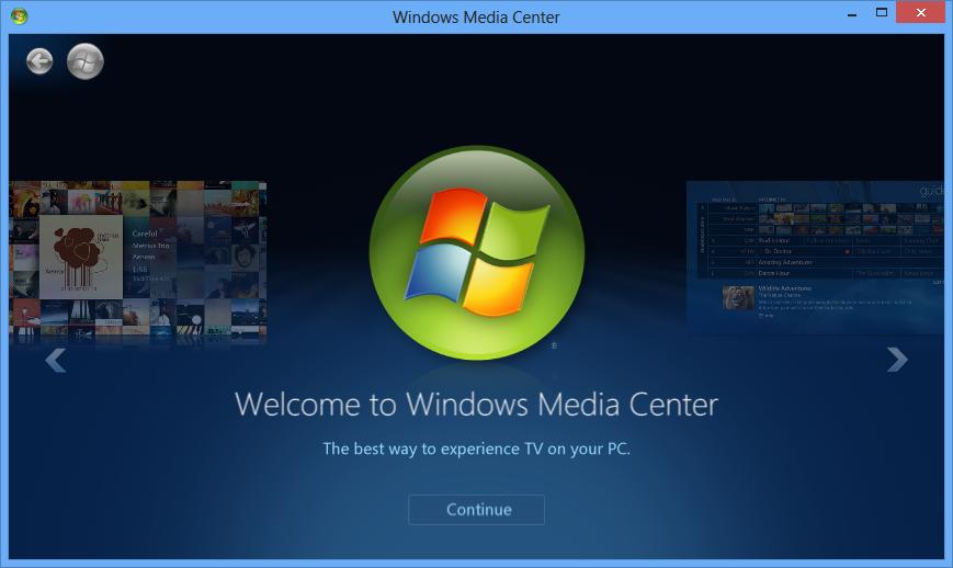 Play MP4 on Windows Media Center