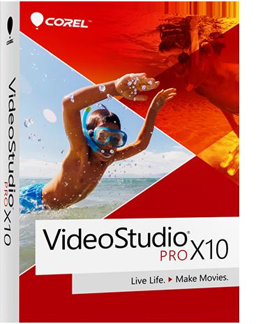 How to Edit Videos in VideoStudio Pro X10.5